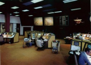 JPL Space Flight Operations Center