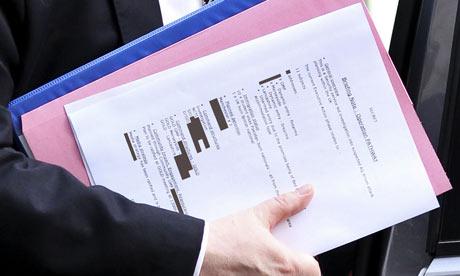Bob Quick's documents